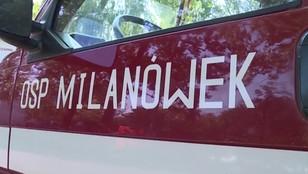 Strażacy mieli jechać pomagać ofiarom nawałnic. Ktoś ich okradł