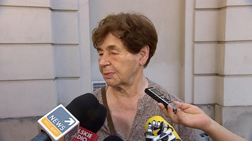 """""""Władza prokuratora generalnego nad sądami i prokuraturą jest groźna dla kraju"""". Romaszewska o projektach Ziobry"""