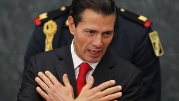 26-01-2017 18:31 Prezydent Meksyku po tweecie Trumpa: nie jadę