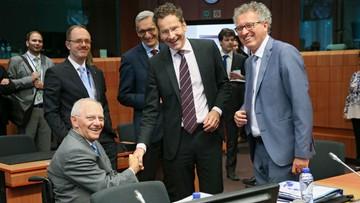 Strefa euro znów wspomoże Grecję. Ministrowie finansów zgodzili się na wypłatę ponad 10 mld euro