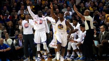 2015-11-12 Warriors nie zwalniają tempa. Obrońcy tytułu wciąż niepokonani