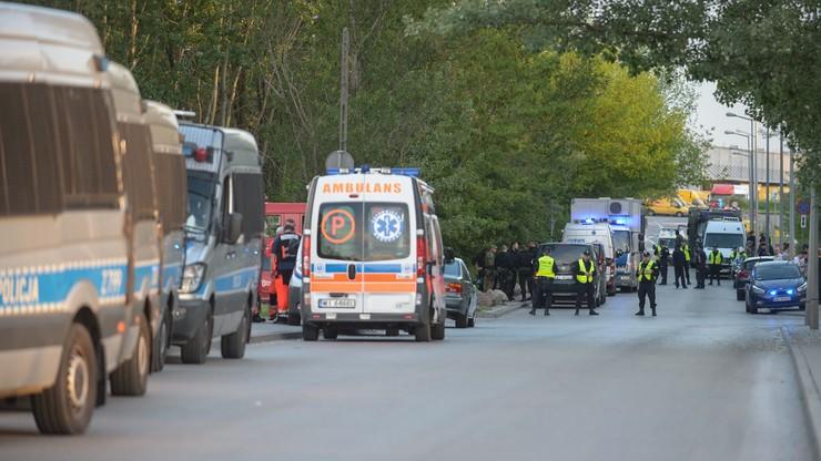 """W Warszawie symulowano użycie """"brudnej bomby"""". Podejrzana paczka była elementem ćwiczeń"""
