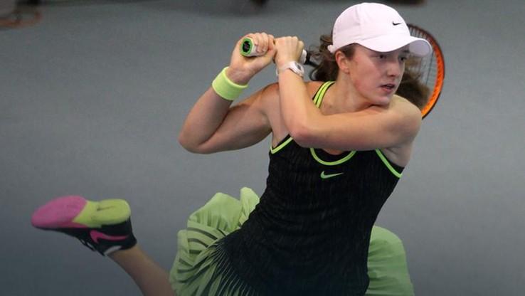 French Open: Świątek odpadła w ćwierćfinale singla juniorek