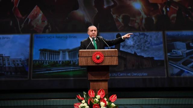 Erdogan: Europa rozpoczęła krucjatę przeciwko islamowi