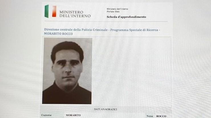 Poszukiwany od 23 lat włoski mafioso zatrzymany w Urugwaju