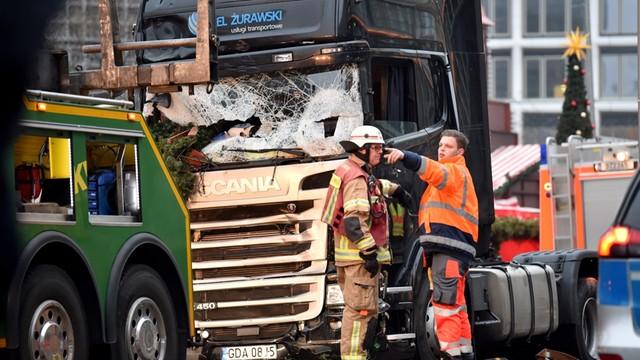 Niemcy: Policja potwierdza - martwy mężczyzna w ciężarówce to Polak