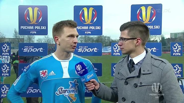 Wawszczyk: Utrzymalibyśmy się w Ekstraklasie!