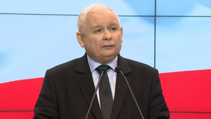 Kaczyński: musimy bronić swoich racji przed Trybunałem Sprawiedliwości UE