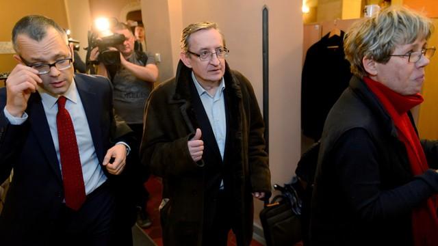 Józef Pinior pozostanie na wolności. Sąd oddalił zażalenie ws. aresztu