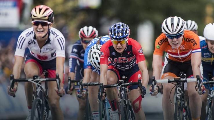 Guarnier wygrała kolarski wyścig w Filadelfii, Bujak 12.