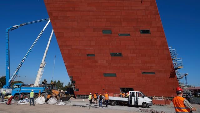 Warszawski sąd wstrzymał połączenie Muzeum II Wojny Światowej z Muzeum Westerplatte