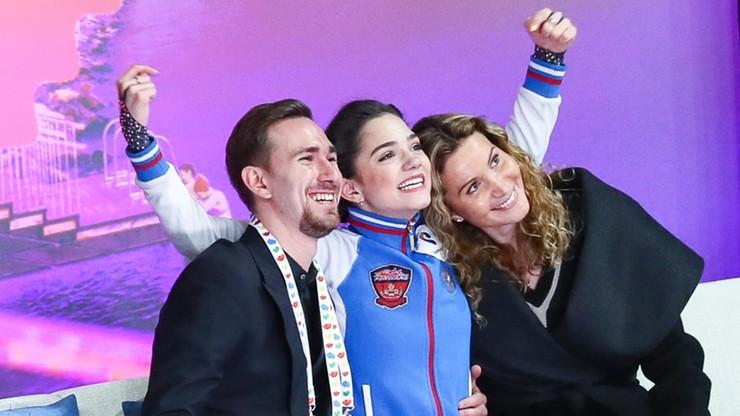 MŚ w łyżwiarstwie figurowym: Miedwiediewa obroniła tytuł