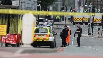 23-05-2017 13:08 Policja: 23-letni mężczyzna aresztowany w związku z zamachem w Manchesterze