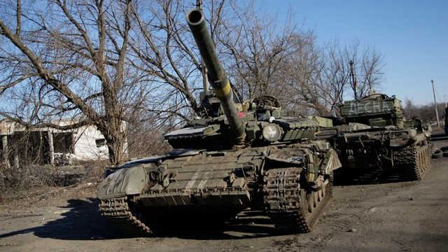 NATO: Rosja i separatyści zwiększyli możliwości ataku