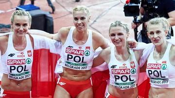 2017-04-24 Światowe zawody IAAF w sztafetach: Dwa polskie zespoły na podium