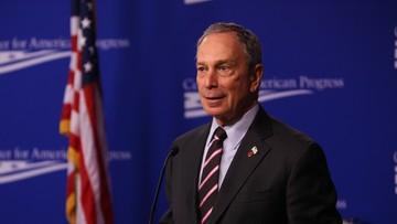 23-01-2016 17:16 USA: Bloomberg chce wystartować w wyborach prezydenckich