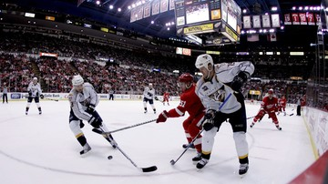 2017-06-04 NHL: Predators zwyciężyli i wrócili do gry o Puchar Stanleya