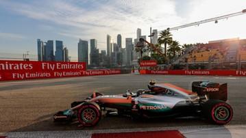 2017-09-15 Formuła 1: GP Singapuru do 2021 roku