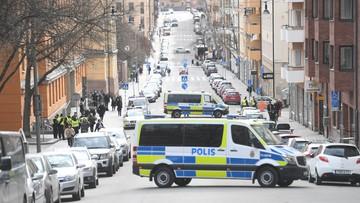 Uzbek aresztowany w Sztokholmie w związku z zamachem przyznał się do winy