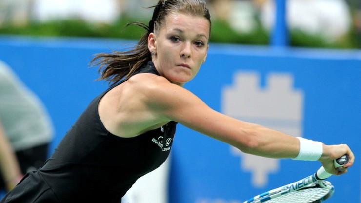 Radwańska nadal dziewiąta w rankingu WTA