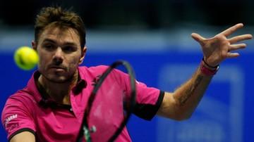 2016-09-24 ATP w Sankt Petersburgu: Wawrinka zagra w finale ze Zverevem