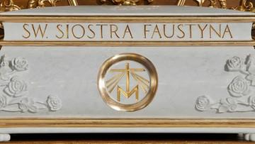 23-09-2016 17:52 Ktoś sprzedaje relikwie św. Faustyny. Kuria - to fałszerstwo