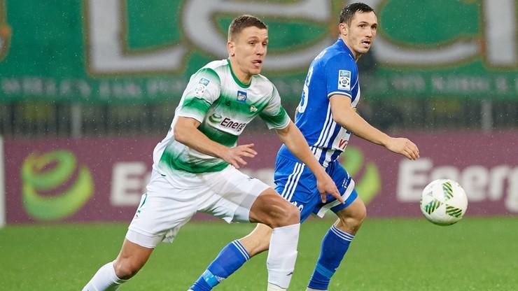 Ekstraklasa: Lechia wróciła na fotel lidera