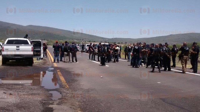 Meksyk: 39 zabitych w trakcie ataku zbrojnej grupy na policję