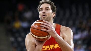 2017-09-07 EuroBasket 2017: Gasol najlepszym strzelcem w historii turnieju