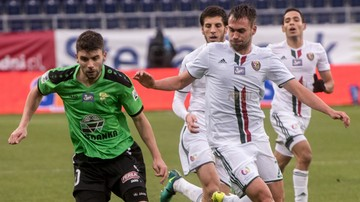 2016-10-29 Śląsk Wrocław szybko rozprawił się z Górnikiem Łęczna