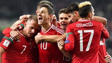 2016-11-13 El. MŚ 2018: Gol piłkarza Pogoni Szczecin w zwycięskim meczu Węgrów