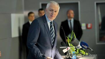 28-09-2017 14:23 Gowin o zmianach w KRS: sądzę, że Sejm nie przyjmie pomysłu prezydenta