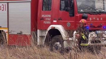 10 osób zginęło w święta w pożarach. Ponad 3 tys. interwencji strażaków
