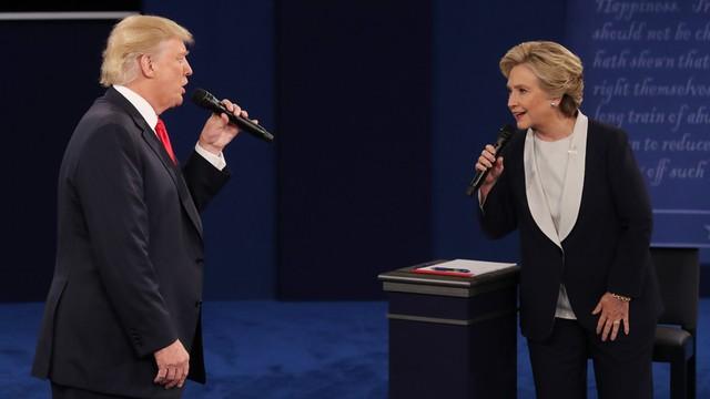 Trzecia debata prezydencka ostatnią szansą dla Trumpa
