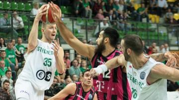 2017-10-17 Liga Mistrzów FIBA: Pierwsze zwycięstwo Stelmetu
