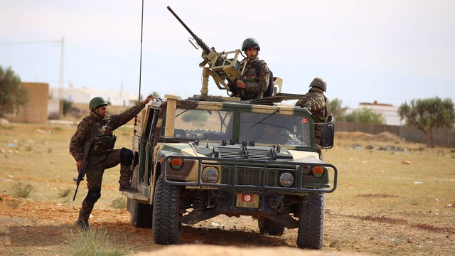 Tunezja: armia zabiła pięciu dżihadystów
