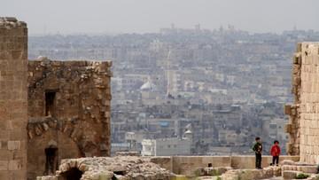 13-08-2016 09:43 Pomoc z powietrza dla Aleppo? Są takie plany