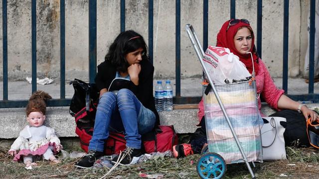 Francja: Ekonomiści radzą przyjąć migrantów z czystej interesowności