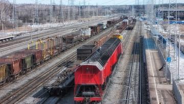Ukraińskie koleje wprowadziły sankcje przeciw przewoźnikom z Rosji
