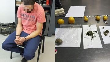 20-01-2017 10:24 Narkotyki w jajku z niespodzianką