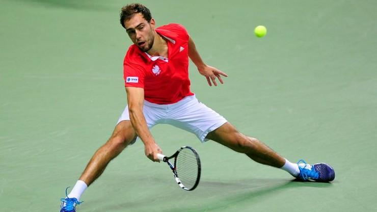 Ranking ATP: Janowicz ciagle 61., bez zmian w czołówce