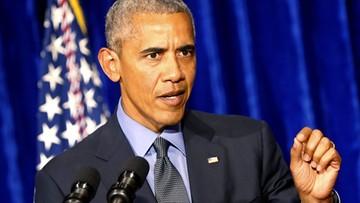 09-09-2016 17:30 Barack Obama ostro potępił piątą próbę jądrową Korei Północnej