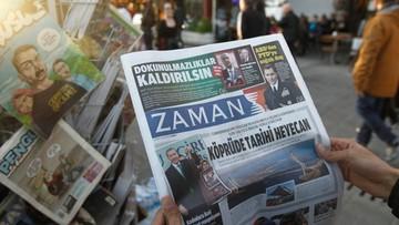 06-03-2016 18:37 Turcja: duży prywatny dziennik już nie jest antyrządowy. Przejęła go władza