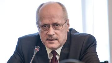 12-04-2016 12:06 Jędrzejewski z pozytywną opinią komisji jako kandydat na sędziego TK
