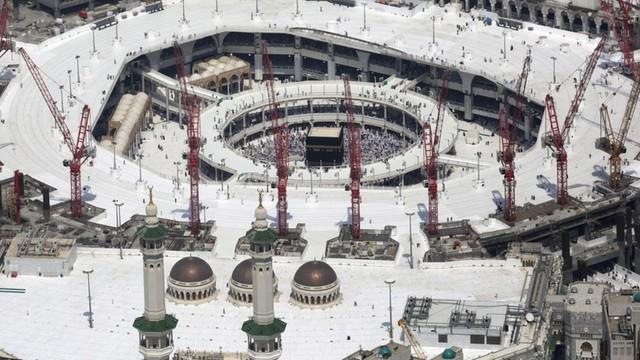 Arabia Saudyjska: 769 zabitych w Mekce podczas pielgrzymki