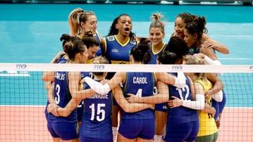 2016-07-09 WGP siatkarek: Brazylia i Stany Zjednoczone w finale