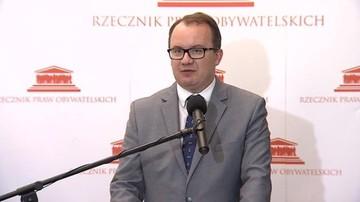 """""""Nie powinny być przyjęte"""". Rzecznik Praw Obywatelskich o prezydenckich projektach ustaw o SN i KRS"""