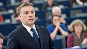 06-05-2016 11:47 Orban: propozycja KE ws. kwot jest oburzająca