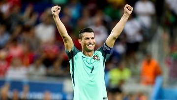 06-07-2016 23:11 Portugalia zagra o tytuł. Pokonała Walię 2:0