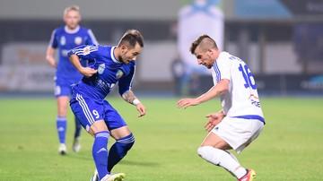 2016-10-22 1 liga: Zwycięstwo lidera, druga porażka Miedzi Legnica z rzędu